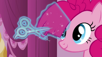Pinkie Pie mane cut S2E20