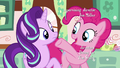 Pinkie and Starlight at Sugarcube Corner S6E6.png