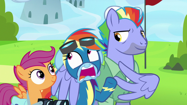 File:Rainbow Dash embarrassed by Windy Whistles S7E7.png