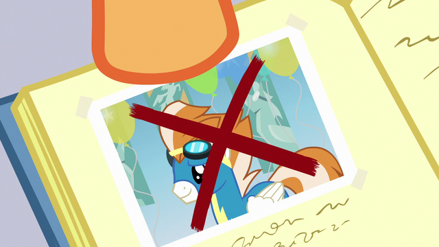 File:Scootaloo points to crossed-out photo of Fire Streak S7E7.png