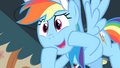 Rainbow '...and then Scootaloo does that...' S4E05.png
