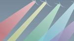 Rainbow colored sunlight S1E14