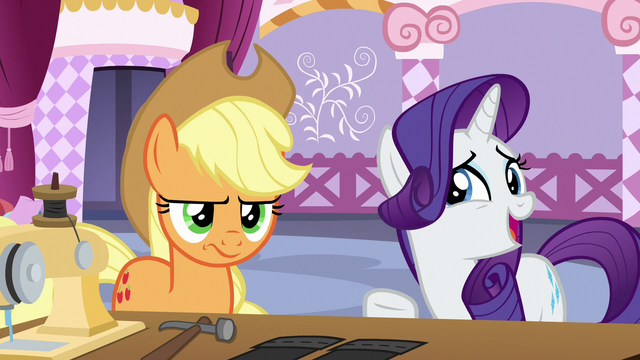 """File:Rarity """"not a very practical choice"""" S7E9.png"""
