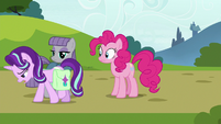 Starlight Glimmer leaving with her head low S7E4
