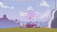 Twilight opens a second time portal S5E25