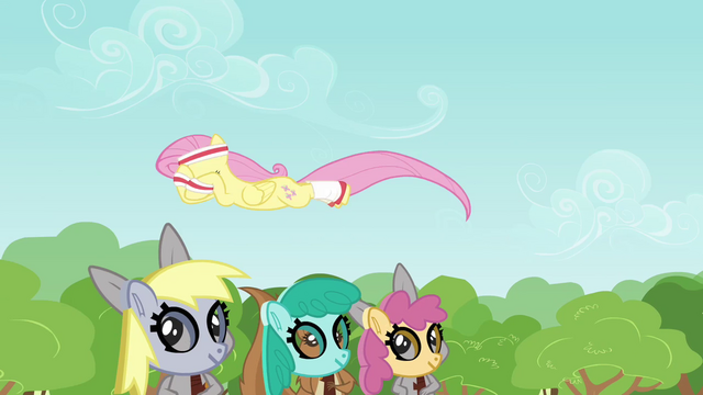 File:Animals helping Fluttershy S2E22.png