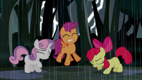 CMC scared of lightning again S5E6
