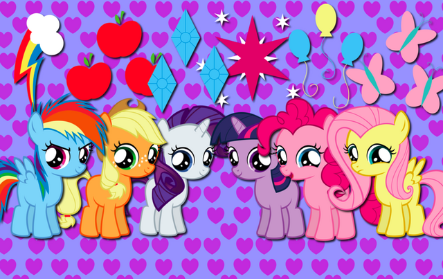 File:FANMADE Adorable Main Six.png