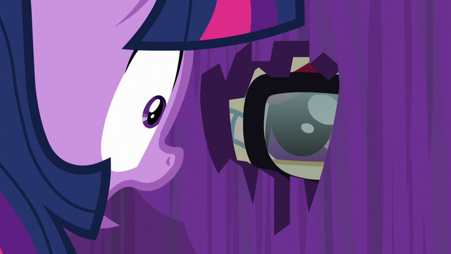 File:Moon Dancer looks through the hole S5E12.png