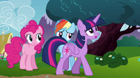 "Twilight ""but I don't really have time"" S4E26"
