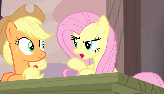 File:Fluttershy scolds her friends S5E1.png