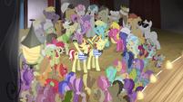 Happy ponies S4E20