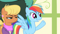 "Rainbow Dash ""who's gonna be the lucky ponies"" S4E05.png"
