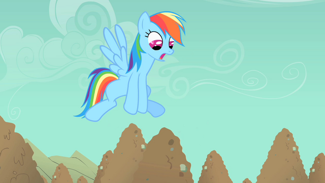 File:Rainbow Dash needs to go faster S1E19.png