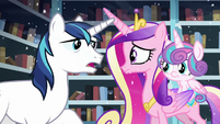 "Shining ""But between you and Twilight"" S6E2"