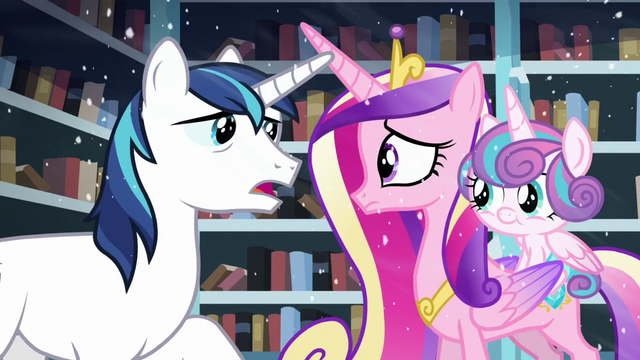 """File:Shining """"But between you and Twilight"""" S6E2.png"""