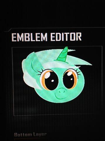 File:FANMADE Lyra Black Ops 2 Emblem.jpg