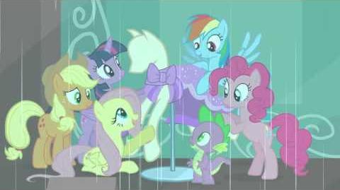 French My Little Pony Generosity Song - Reprise HD