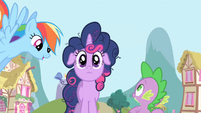 Rainbow wanting to hang with Twilight S1E1