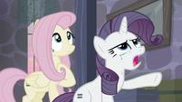 "Rarity ""Look at those drapes!"" S5E02"