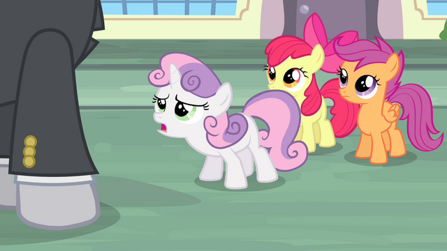 """File:Sweetie Belle """"you have to believe us!"""" S4E19.png"""