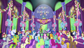 Ponies gathered for Starlight and friends' ceremony S7E1.png