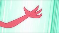Sunset Shimmer's demon arm EG