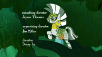 "Zecora ""If they are changelings we'll soon see"" S5E26"