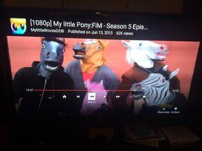 100th Episode Live Action Frame