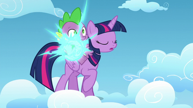 File:Bag gets teleported away from Spike S5E26.png