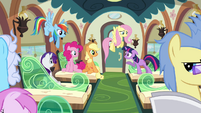Mane six,no margin for error S3E12