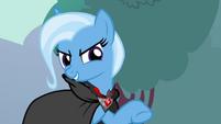 Trixie proposes the magic duel S3E05