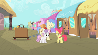 Apple Bloom 'She'd better get here soon!' S4E05