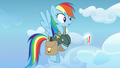 Rainbow Dash's cutie mark floating in the air S6E24.png
