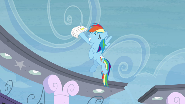 File:Rainbow Dash happy that she passed S4E21.png