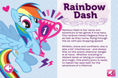 Teacher for a Day - Rainbow Dash's profile