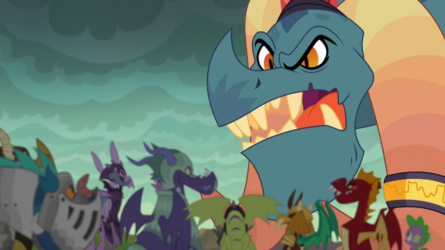 """File:Torch """"they do so at their own peril"""" S6E5.png"""