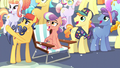 Crystal Ponies watching the 'fireworks' S6E2.png