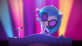 DJ Pon-3 starts the party EGM5.png