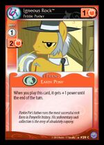 Igneous Rock MLP CCG