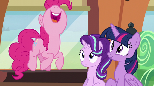File:Pinkie Pie jumping with excitement S6E1.png