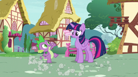 "Spike ""how nice is this day?"" S5E3"