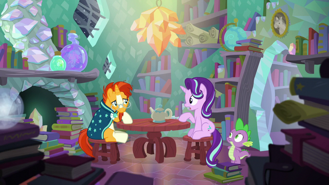 """File:Starlight """"You always knew so much about magic"""" S6E2.png"""
