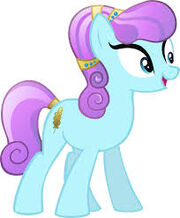 FANMADE Crystal Pony 2