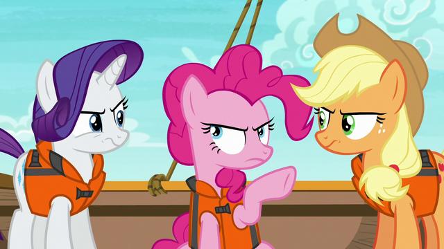 File:Pinkie Pie still bitter toward her friends S6E22.png