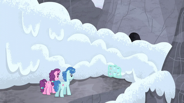 File:Snowslide in front of the cave entrance S5E2.png