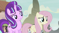 "Starlight Glimmer ""let's try this again tomorrow"" S5E2"
