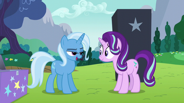 "File:Trixie ""I liked you for a reason"" S6E6.png"