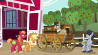"Applejack ""our pleasure"" S6E23"