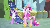 Cadance 'I think you can manage' S4E11